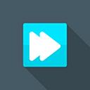 Media fastforward icon