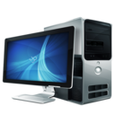 mycomputer,computer,tag icon