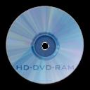 Drive HD DVD RAM icon