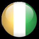 Cote d Ivoire Flag icon