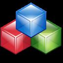 block, component, module, blockdevice icon
