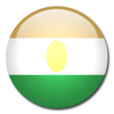 niger,flag,country icon