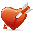 love, heart, valentine's day icon