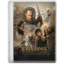The Lord of the Rings The Return of the King icon