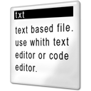 document, file, text, clipping icon
