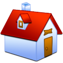house, building, home icon