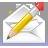 write, mail icon