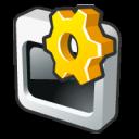 msdos, document, batch, file, paper icon