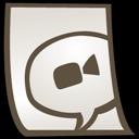 Conversation alt icon