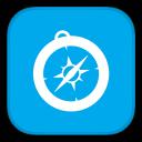 MetroUI Browser Safari Alt icon
