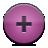 Add, Button, Pink icon