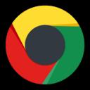 Chrome Alt icon