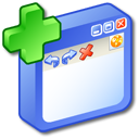 Add Window 2 icon