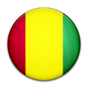 flag, guinea, country icon
