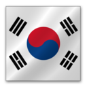 South Korea flag icon