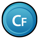 coldfusion, cs, adobe icon