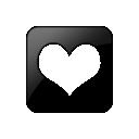 square, favorites, 099307 icon