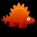 stegosaurus,dinosaur,cartoon icon