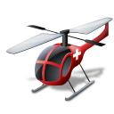 helicoptermedical, transport, vehicle, medical, transportation, helicopter icon