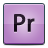 premiere, suite, creative icon