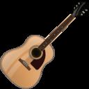 instrument, guitar icon