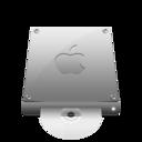apple,disc icon