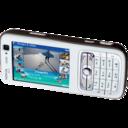 landscape,phone icon