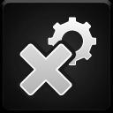 ameba,settings,delete icon