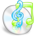 music,cd icon