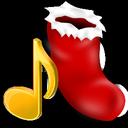 music, sock, node icon