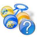 rattle,help icon