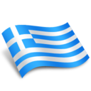 Greece Ellas Flag icon