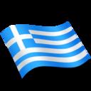 Greece Ellas Flag icon