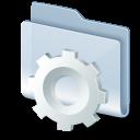 system, folder icon