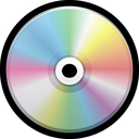 dvd, vcd, cd, blu-ray, optical, compact icon