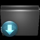 folder,mydownloads icon