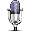 record, microphone icon