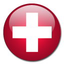switzerland, country, flag icon