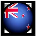 of, zealand, flag, new icon