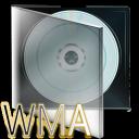 fichier, box, wma icon