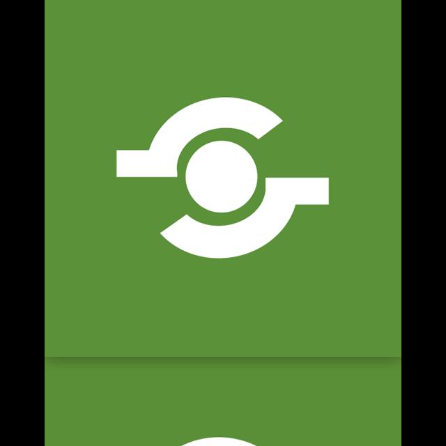 mirror, share icon