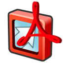 Acrobat, Adobe, Distiller icon