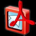 Acrobat, Adobe, Distiller icon