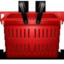 basket, shopping, web shop, ecommerce icon