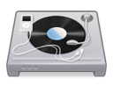 music, dj, ipod, turntable icon