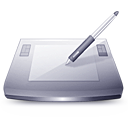 Input, Tablet icon