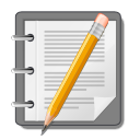 document, text, clipboard, editor icon