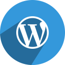 media, network, , wordpress, social icon