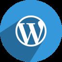 media, network, , wordpress, social icon
