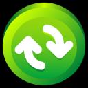 button, reload, refresh icon